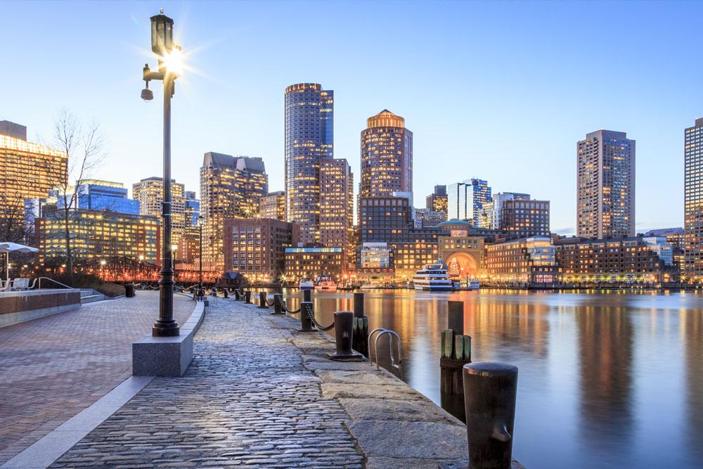 Boston Drone