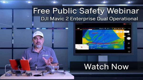 Public Safety Drone Webinar